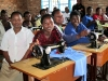 Vocational School sewing program