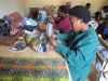 The vision: provision via sewing machine business