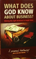 What does God Know About Business